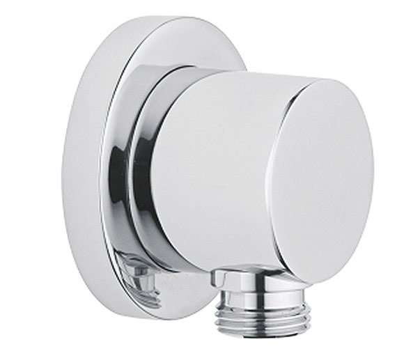 Vitra Wall Mounted Outlet For Shower Handset Chrome