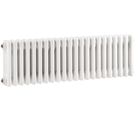Bayswater Nelson 1011 x 300mm White Triple Radiator
