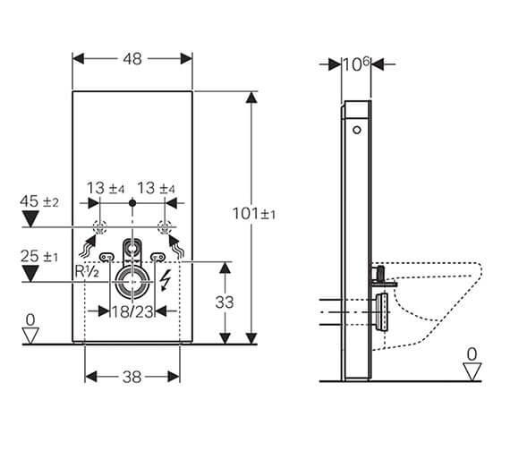 Technical drawing QS-V93592 / 131.221.SI.5
