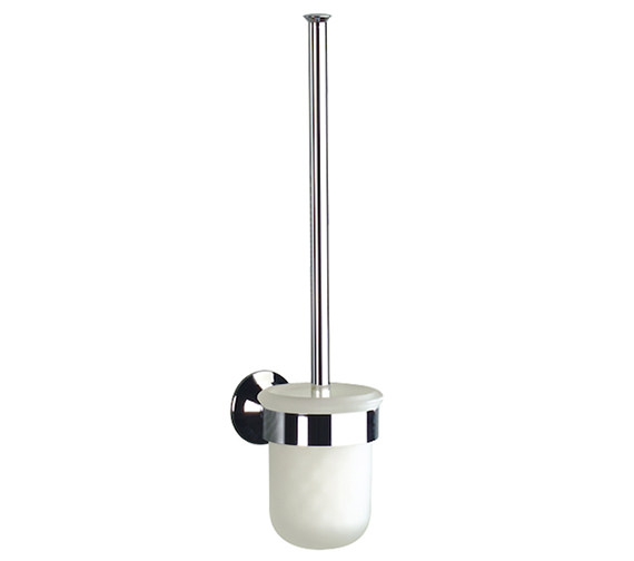 Roca Hotels Wall Mounted Toilet Brush And Holder