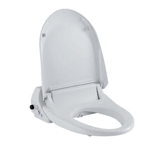 Geberit AquaClean 4000 SoftClosing WC Seat And Lid White