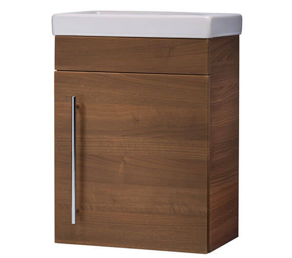 Additional image of Roper Rhodes Esta 450mm Cloakroom Wall Mounted Vanity Unit With Basin