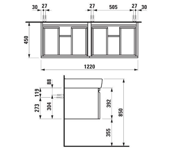 Technical drawing QS-V41986 / 830810954231