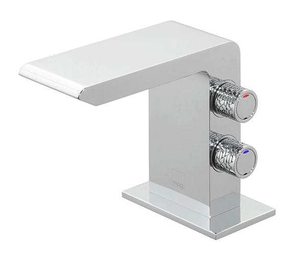 Vado Omika Mini Mono Basin Mixer Tap Without Waste