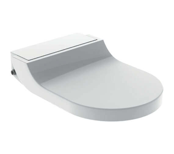 Geberit AquaClean Tuma Comfort SoftClose Toilet Seat 360 x 106mm White