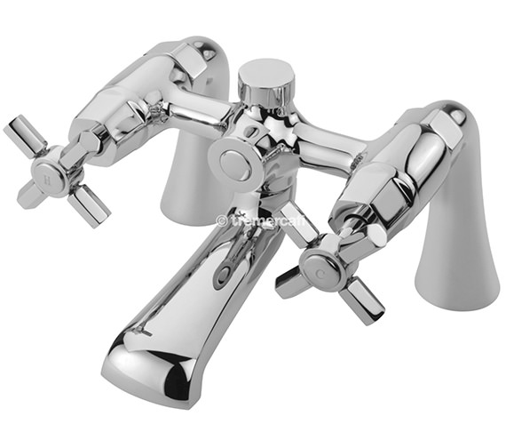 Tre Mercati Charleston Pillar Mounted Bath Filler Tap