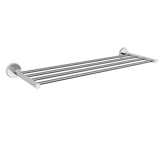 Roca Twin 613 x 200mm Towel Rack