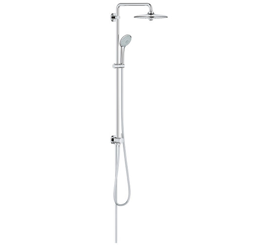 Grohe Euphoria 260 Shower System With Diverter