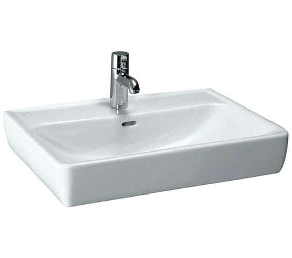 Laufen Pro A 550 x 480mm Basin With Ground Base
