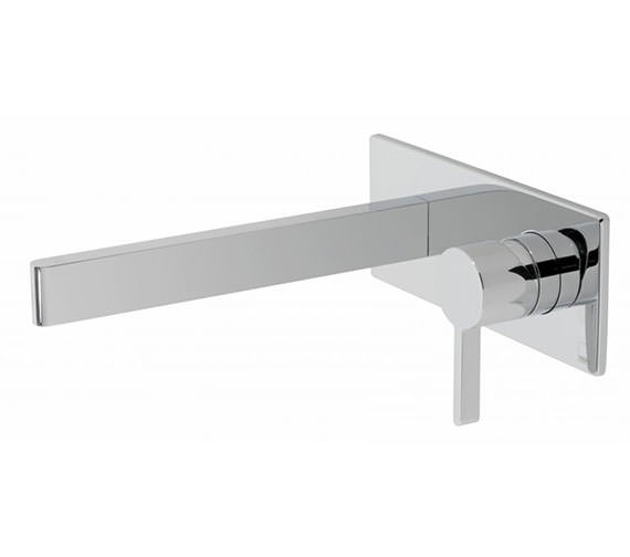 Vado Edit Wall Mounted Mono Basin Mixer Tap