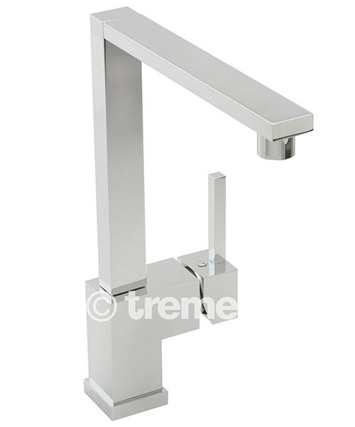 Tre Mercati Edge Chrome Mono Sink Mixer Tap - 92010
