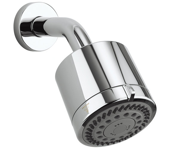 Crosswater Reflex Six Mode Showerhead With Arm