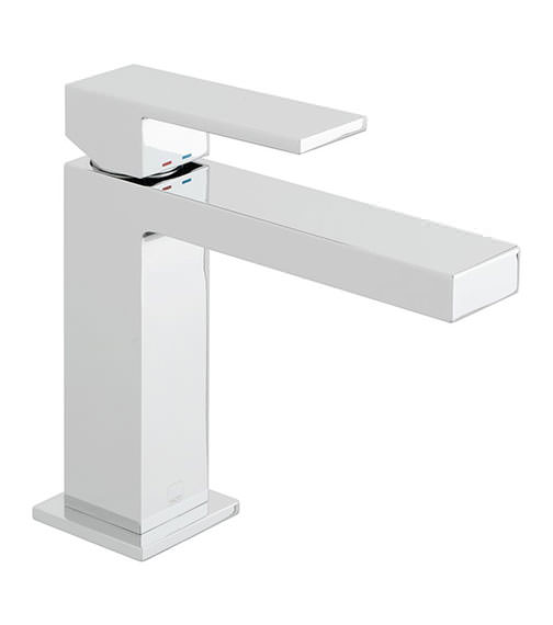 Vado Notion Slimline Mono Basin Mixer Tap Without Waste
