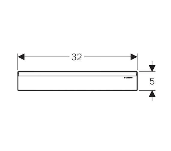 Technical drawing QS-V93631 / 154.335.11.1