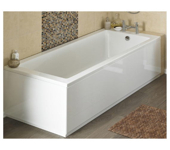 Hudson Reed Classic Bath End Panel And Plinth