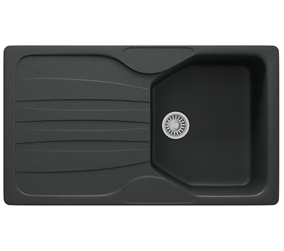Additional image of Franke Calypso Propack COG 611 Polar White Fragranite Kitchen Sink And Tap