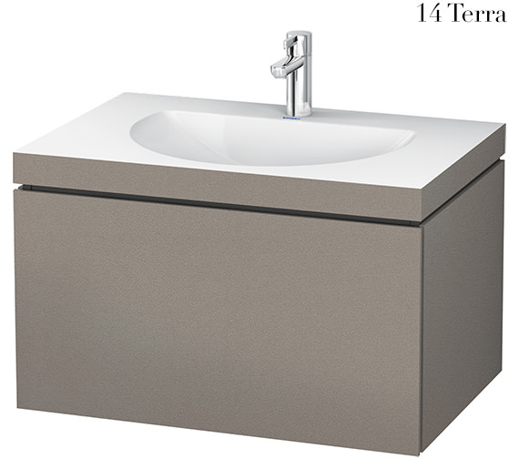 Additional image of Duravit  LC6900N1818