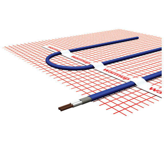 Alternate image of Warmup 200W Electric Underfloor Heating StickyMat System