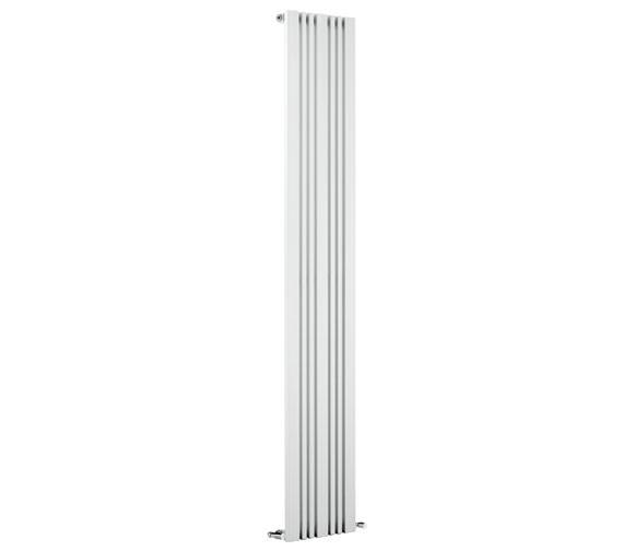 Reina Bonera 1800mm High Vertical Steel Designer Radiator White Or Anthracite