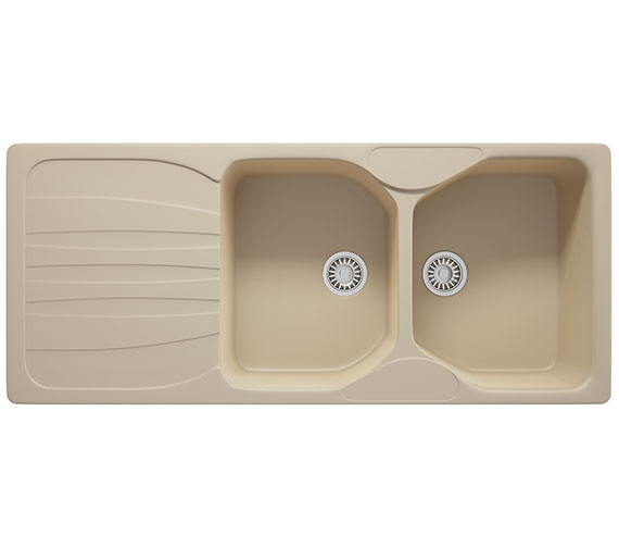Additional image of Franke Calypso Propack COG 621 Fragranite Kitchen Sink And Tap