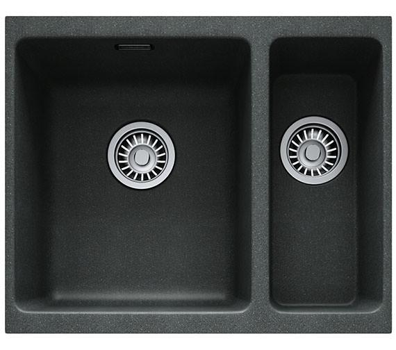 Additional image of Franke Kubus Designer Pack KBG 160 Fragranite Sink And Tap