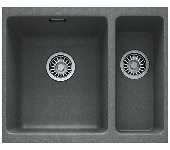Alternate image of Franke Kubus Designer Pack KBG 160 Fragranite Sink And Tap