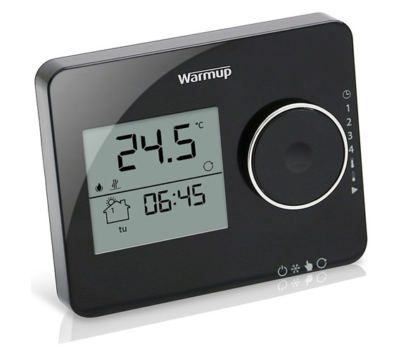 Alternate image of Warmup Tempo Programmable Digital Thermostat