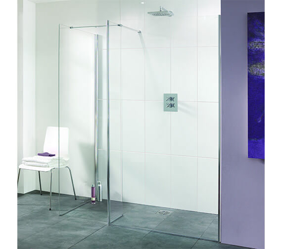 Lakes Coastline Palma Walk-In Shower Panel 1000 x 2000mm
