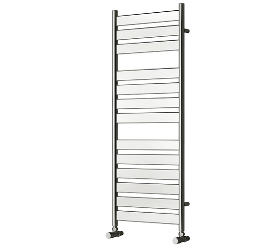Reina Carpi 300 Wide Chrome Steel Designer Radiator