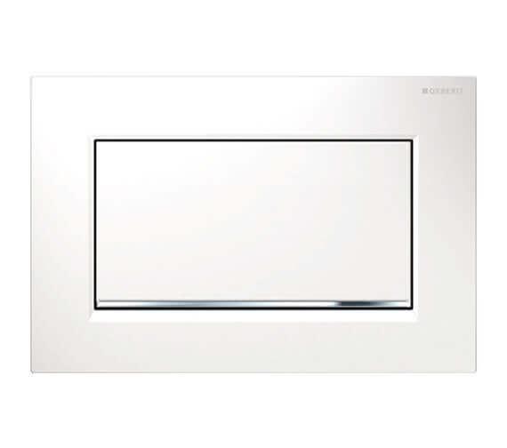 Geberit Sigma30 246 x 164mm Screwable Single Flush Plate