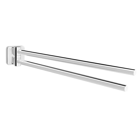 Roca Victoria 30 x 317mm Double Swivel Towel Rail