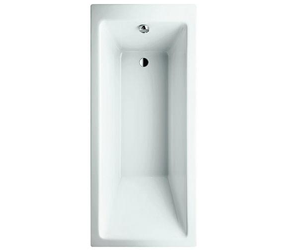 Laufen Pro 1700 x 700mm Rectangular Acrylic Bath Without Frame