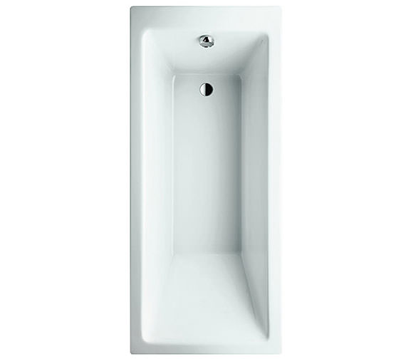 Laufen Pro 1700 x 750mm Rectangular Acrylic Bath Without Frame