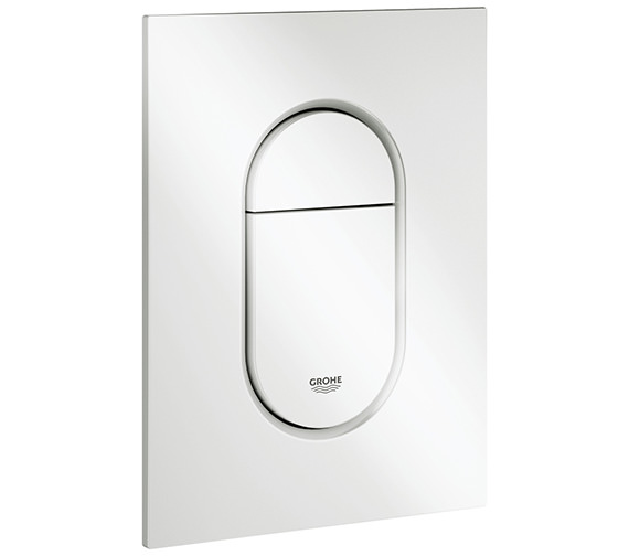 Additional image of Grohe Arena Cosmopolitan S Chrome Finish Flush Plate