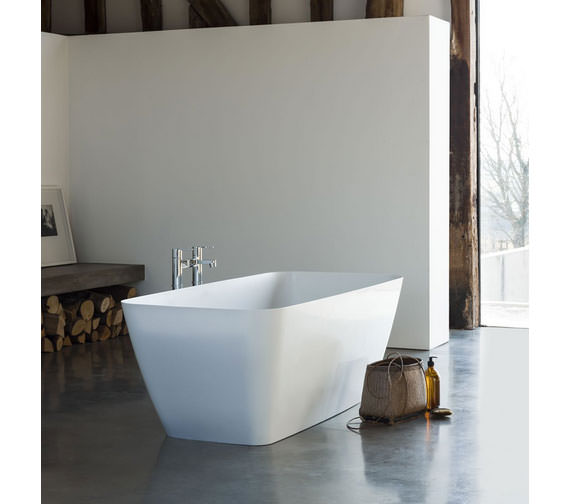 Clearwater Vicenza Petite 1524 x 800mm Freestanding Bath