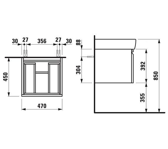 Technical drawing QS-V41971 / 830230954231