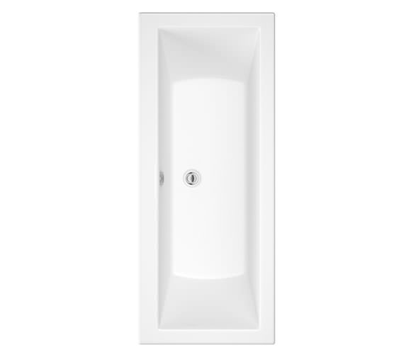 Roca The Gap Double Ended Acrylic Bath 1700 x 750mm