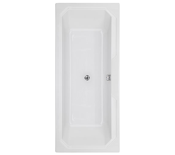 Bayswater Bathurst 1800 x 800mm Double Ended Bath