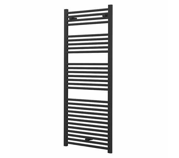 Essential Capricorn Anthracite Grey Towel Warmer 500 x 1147mm