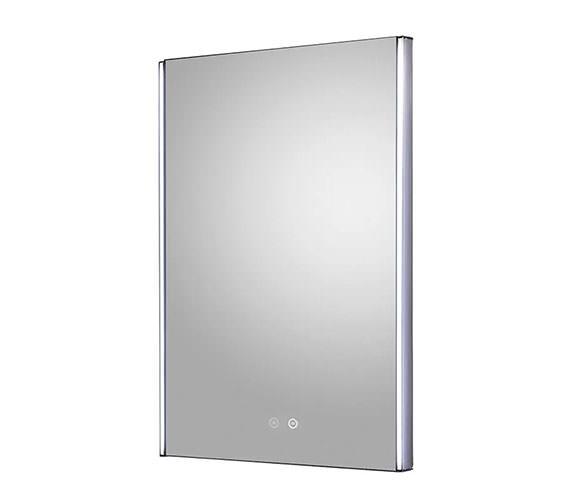 Hudson Reed Reverie 500 x 700mm LED Mirror Glass