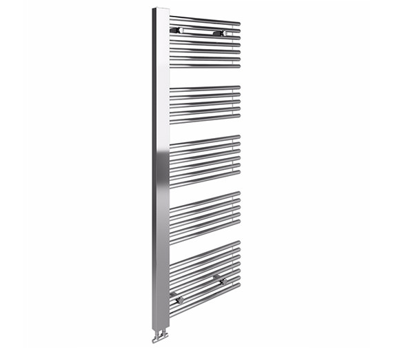 Essential Leo Chrome Towel Warmer 600 x 1600mm