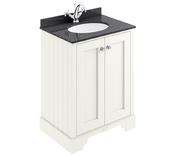 Bayswater 2 Door Tradiational Floor Standing Basin Cabinet