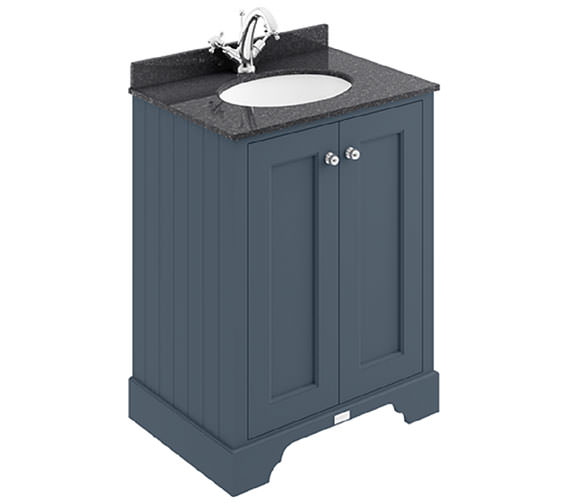 Additional image of Bayswater 2 Door Tradiational Floor Standing Basin Cabinet
