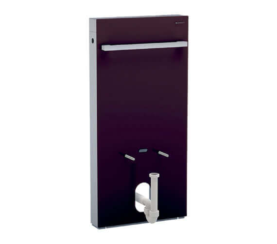 Additional image of Geberit Monolith Sanitary Module With Towel Rail For Bidet