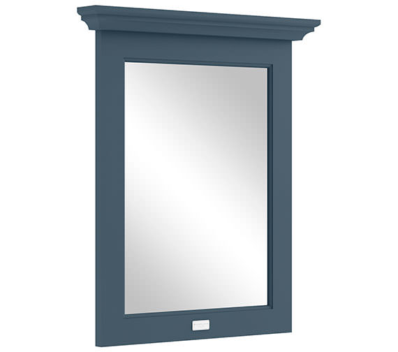 Additional image of Bayswater 600mm Pointing White Flat Mirror