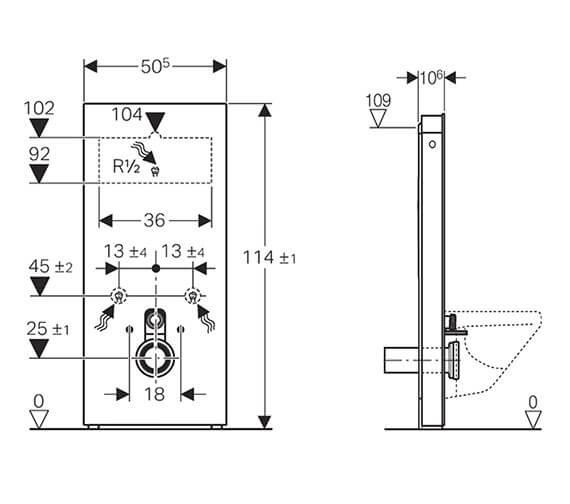 Technical drawing QS-V93587 / 131.031.SI.5