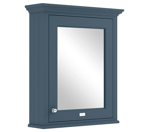 Additional image of Bayswater Pointing White 600mm Wall Mounted Mirror Cabinet