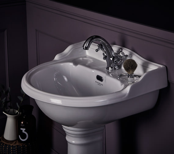 Bayswater Porchester Wall Hung Basin