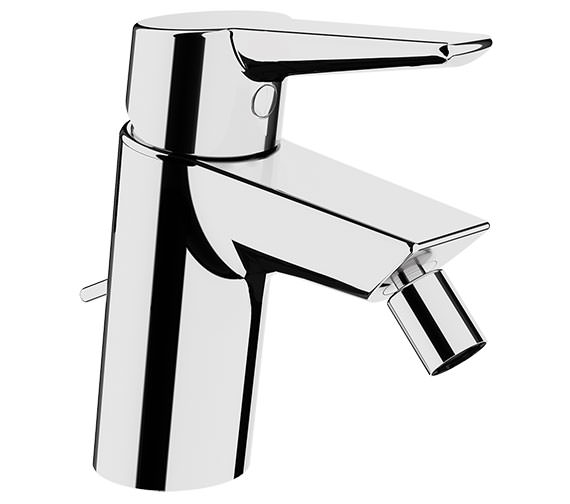 VitrA Solid S Bidet Mixer Tap With Pop Up Waste