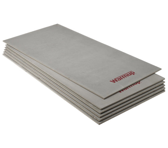 Warmup Cement Coated Insulation Board For Underfloor Heating